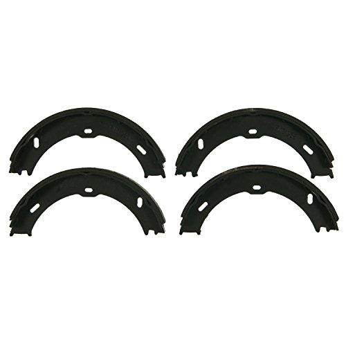 Wagner Z938 Parking Brake Shoe Set, Rear