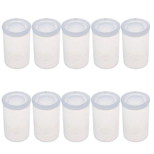 BCP 10pcs Transparent Color Canisters product image