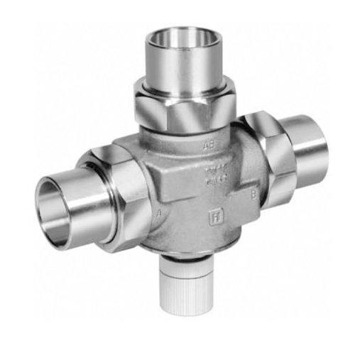 honeywell 3 way valve - 7