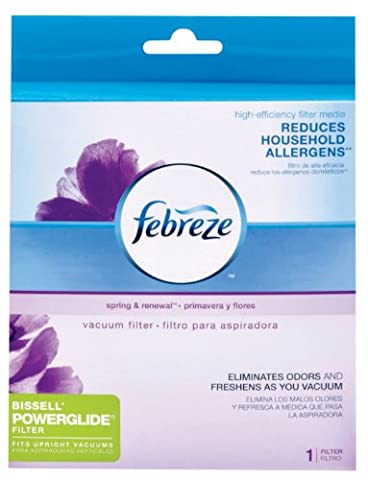 BISSELL Febreze Style 12141 PowerGlide Lift-Off Pet Replacement Filter