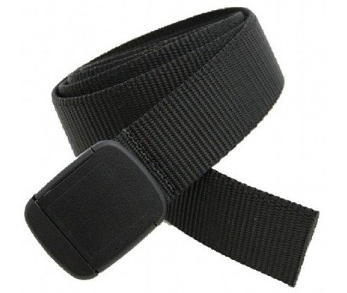 Thomas Bates Hiker Belt (Black) (Nylon Belts For Men compare prices)