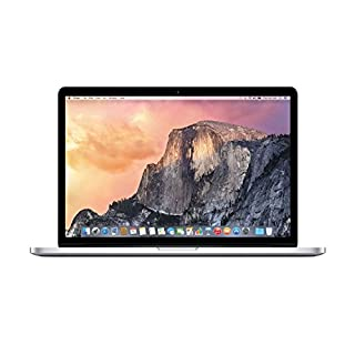 Apple MacBook Pro MF841LL/A 13.3-Inch Laptop (Intel Core i5 512GB 8 GB DDR3 SDRAM, Mac OS X) Silver (Renewed)