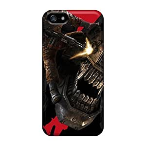 Excellent Design Wolfenstein The New Order 2014 Game Phone Cases For Iphone 5/5s Premium Cases