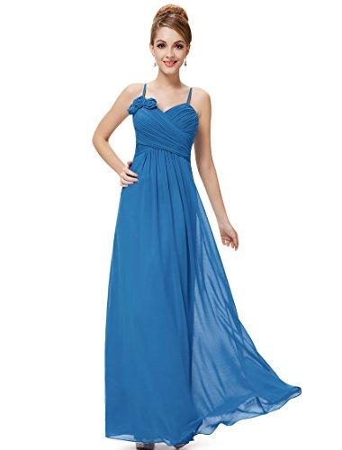 HE08230BL08, Blue, 6US, Ever Pretty Maxi Evening Dresses For Women 08230