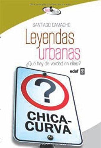 Leyendas Urbanas (Best Book): Amazon.es: Camacho Hidalgo, Santiago: Libros