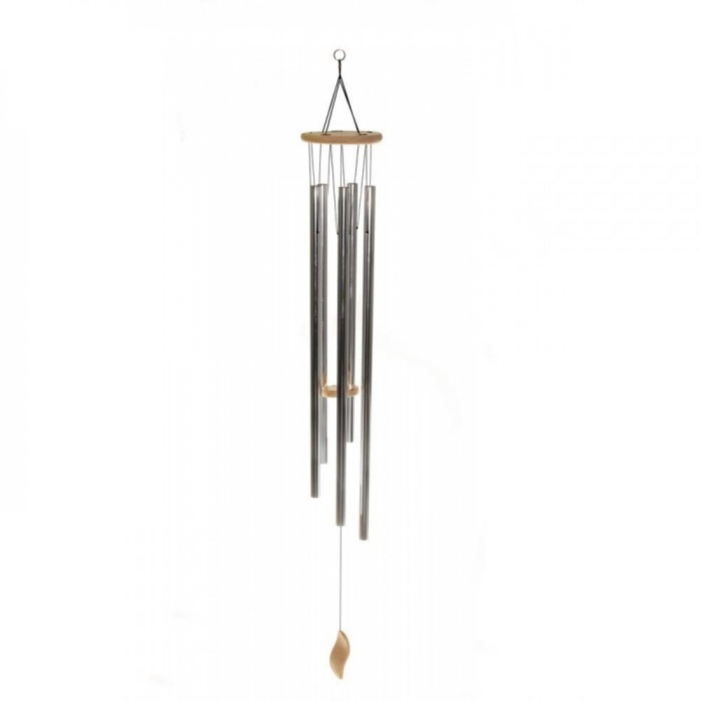 5' Extra LARGE Big 57 Deep Tone Resonant Bass Sound CHURCH BELL Windchime Chime by Vista by Vista