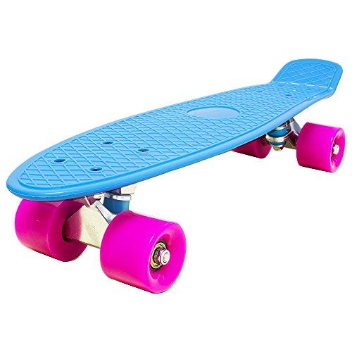 - Love Fly Plastic Cruiser Skateboard 22 Inch Standard Skateboard