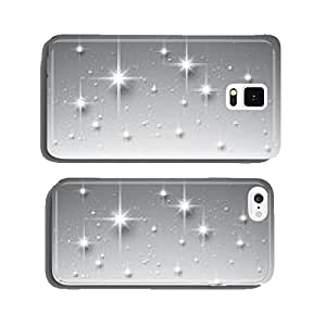 Winter starry christmas background. cell phone cover case iPhone6 Plus