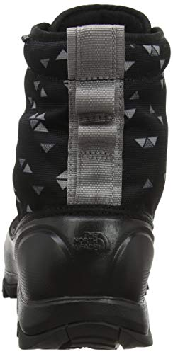 Black Foil Black Tsumoru Weave Triangle Grey Women's Tnf NORTH Boot Snow THE FACE Print 5ub 4qBTYB