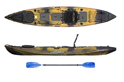 Malibu Kayaks x-Factor 14' Fishing Kayak, Solar Camo