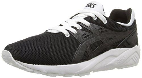 Asics Womens Gel-kayano Trainer Evo Fashion Sneaker Nero / Nero
