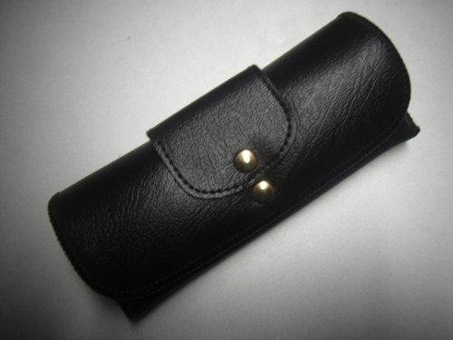 Snap Beltloop Eyeglass Cases Black product image