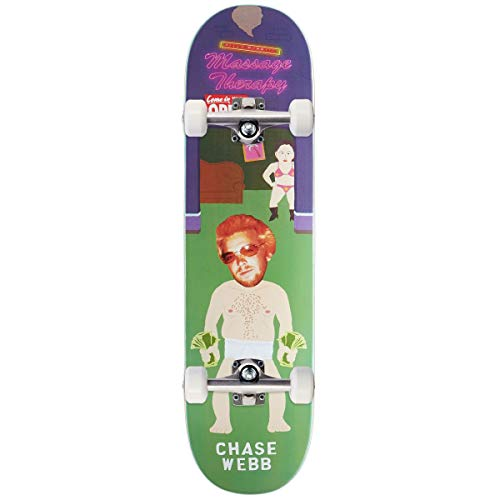 - Pizza Chase Webb Massage Skateboard Complete - 8.25