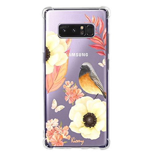 Amazon.com: KIOMY - Carcasa para Samsung Galaxy S8, diseño ...