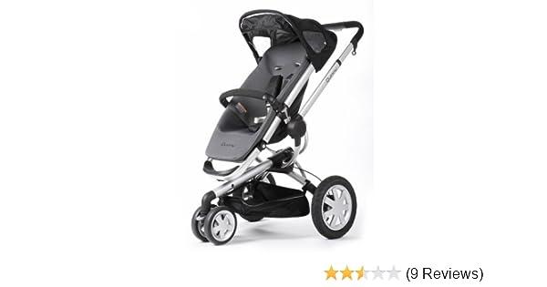 Quinny Buzz 3 Wheel Stroller Black