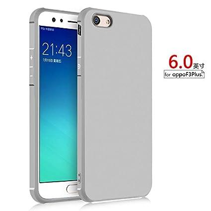 timeless design 7eda8 46305 Amazon.com: Zhusha Phone case, OPPO F3 Plus Case,Genuine Quality TPU ...
