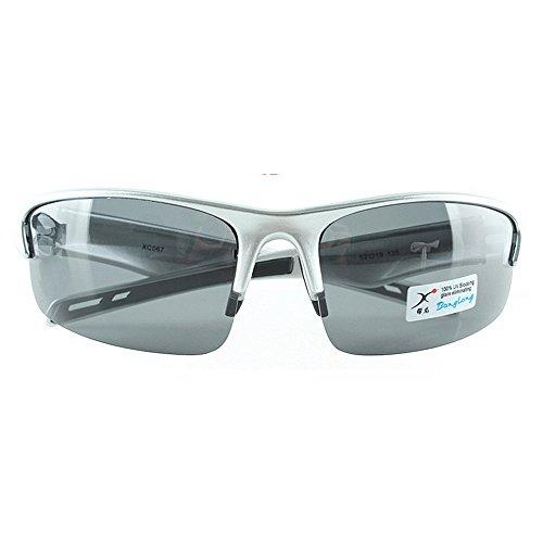 Aire Gafas De de Libre La Color Plata Plata Sol Mujer Y Sol para Gafas Hombre LBY Deportivas Al para Hombre La Pw5qzx4A4