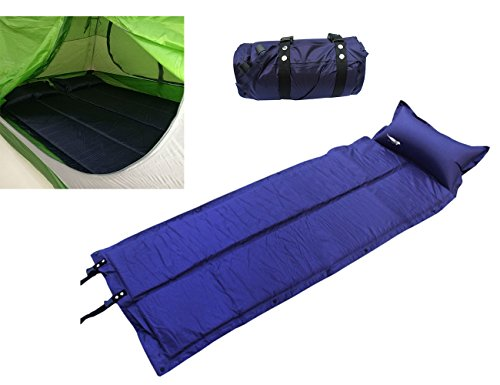 Luxetempo Lightweight Self Inflating Mattress Backpacking product image