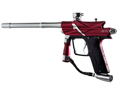 Azodin Blitz 3 (Red) (Guns Paintball Inexpensive)