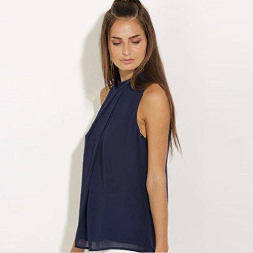 RETUROM nuevo estilo de las mujeres camiseta de manga larga blusa ocasional floja rayada camiseta de las tapas