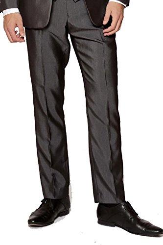Marc Darcy - Pantalon - Pantalon - Homme gris Gris moyen 42 S
