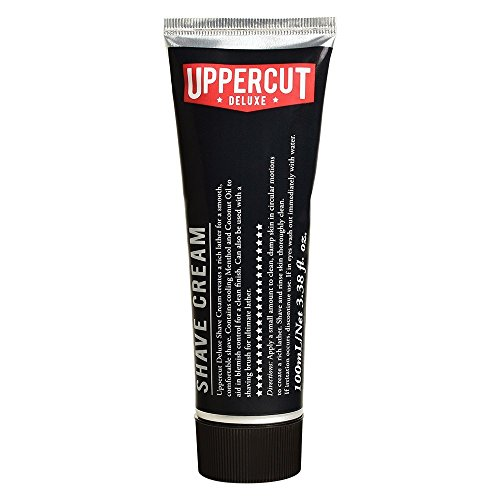 Uppercut Deluxe Mens Shave Cream product image
