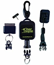 Gear Keeper RT5-5470 Smart Phone Keeper Combo Mount with Snap Clip, Threaded Stud, Q/C Lanyard and Q/C iPhone Accessory