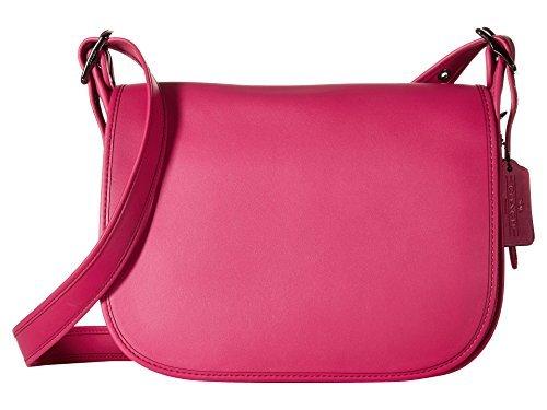 Purple Coach Handbag - 7