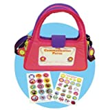 My Communication Stylish Pink Purse - Super Duper Educational Learning Toy for Kids