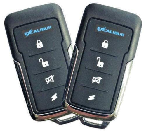 Omega Excalibur KE-170 Full Featured Deluxe Remote Keyless Entry System