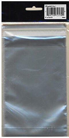 Krystal Seal Art Bags (4 In. x 6 In.) 1 pcs sku# 1850275MA - Krystal Seal Bags