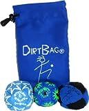 Dirtbag All Star Three Pack-Blue/Black, Blue Pouch