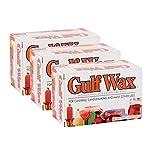 Gulf Wax Household Paraffin Wax 1 Pound Bars