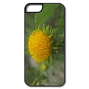 Geek Flower IPhone 5/5s Case For Birthday Gift by supermalls