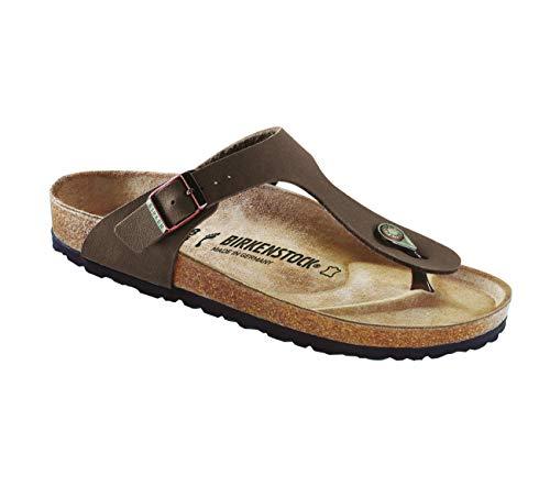 Birkenstock Gizeh Leather Sandals Unisex