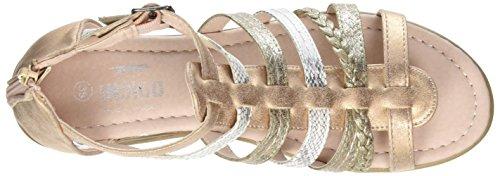 Fille pink 563 Indigo Schuhe 482 lt Bleu 251 Spartiates xIBAF0q
