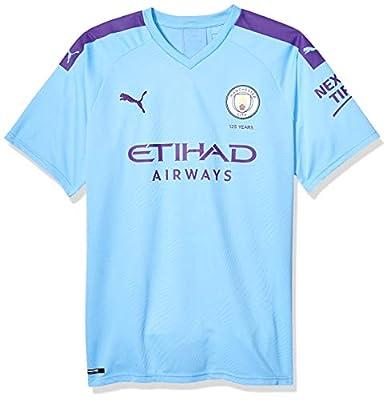 PUMA Manchester City Home Men's Soccer Jersey- 2019/20