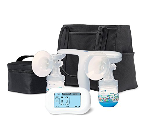 The First Years Breastflow Memory Pump Y4947 (First Years Mipump Double Electric Breast Pump)
