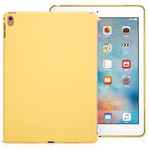 iPad Inch Yellow Back Case