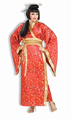 Madame Butterfly Costume - Plus Size - Dress Size (Halloween Costumes And Plus Sizes)