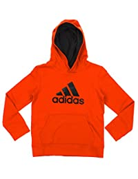 Adidas Big Boys Youth Game Ready Pullover Fleece Hoodie, Color Options