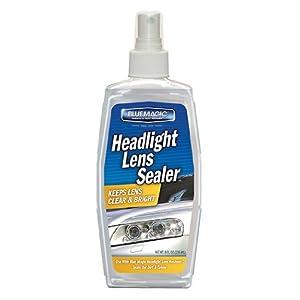 Blue Magic 730-6 Headlight Lens Sealer - 8 oz. - 6 Pack
