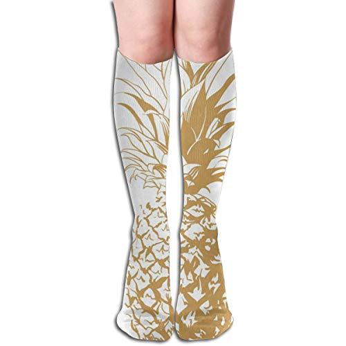 Socks Summer Fruit Pineapple Vintage Womens Stocking Accessory Sock Clearance for Girls