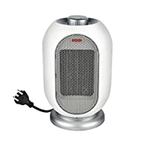 Space Heater, 1000w Portable Handheld Outdoor Space Ptc Air Heater Household Heater, Mini Home Dormitory Office Mute Energy-saving Vertical Small Electric Heater