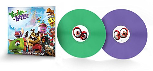 Price comparison product image YOOKA-LAYLEE Deluxe Double Green / Purple Vinyl 180g