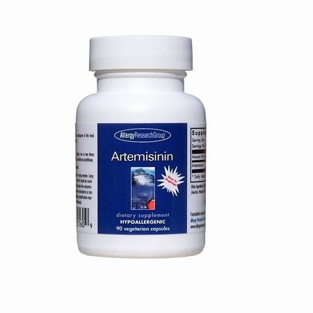 Allergy Research Group -Artemisinin 100 mg 300 caps [Health and Beauty] ()