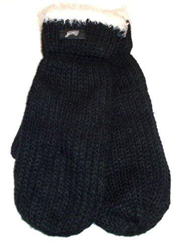 Reebok Womens Mitten - Jacksonville Jaguars Womens Knit Reebok Mittens - Osfa