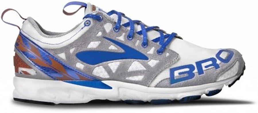 Brooks Racer St 4 - Zapatillas Unisex de Running, Color Blanco, Talla 43: Amazon.es: Zapatos y complementos