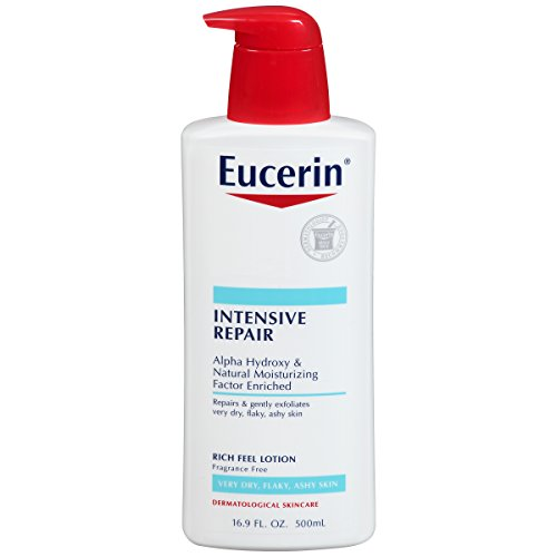 Price comparison product image Eucerin Intensive Repair Enriched Lotion 16.90 oz