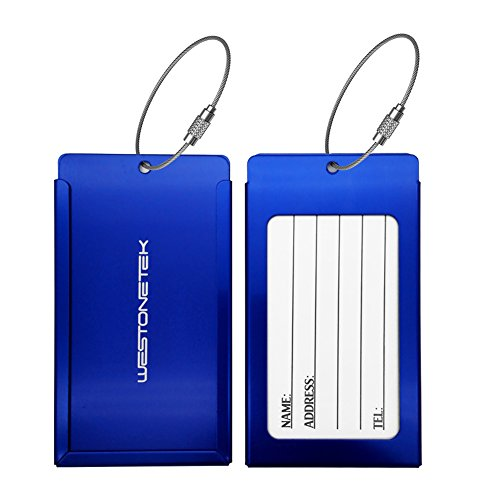 Initial It Luggage Tags - 9